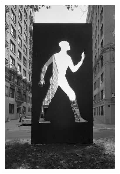 Elizabeth-Catlett - Invisible Man photo
