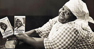 Nancy Green as Aunt Jemima