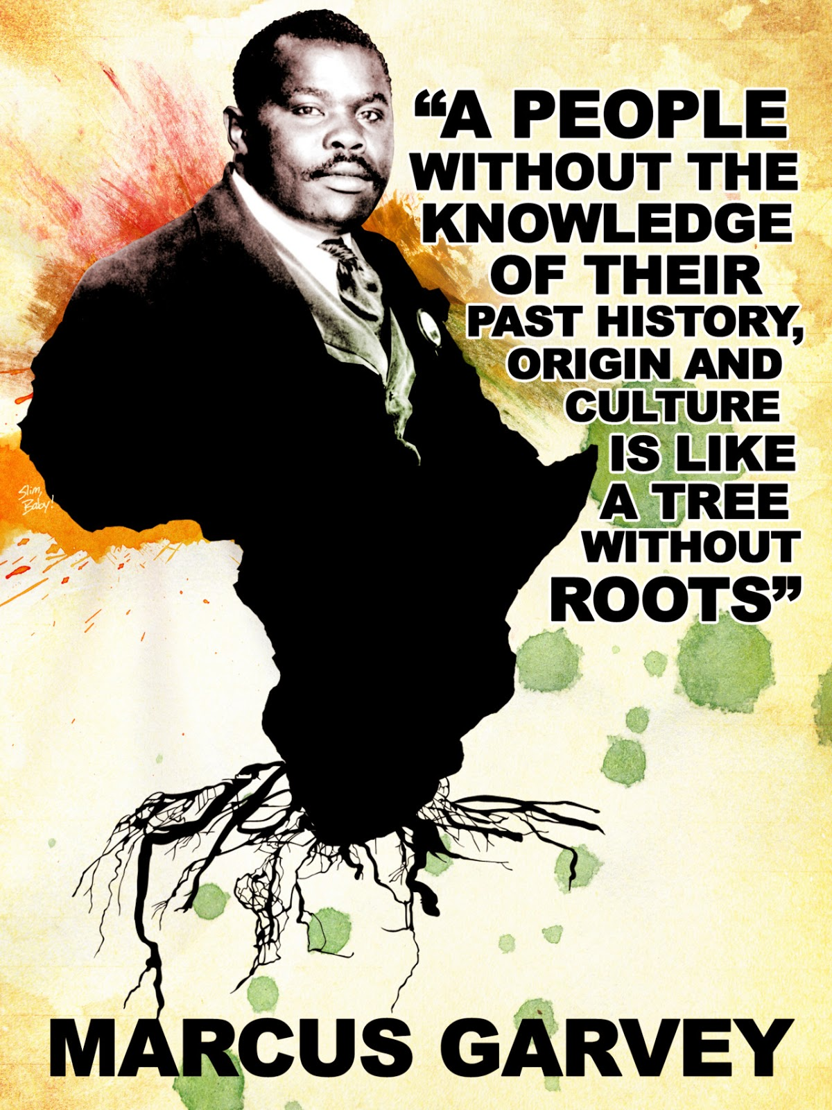 Bubbled Quotes: Marcus Garvey Quotes and Sayings